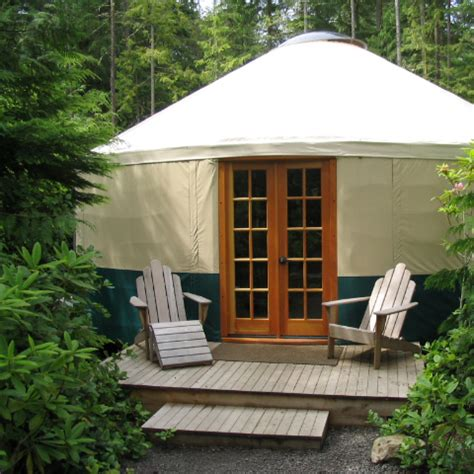 Building A Tent Platform by Yurts For Sale Rainier Yurts