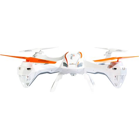 copter with udi rc u842 falcon quadcopter with hd white u842