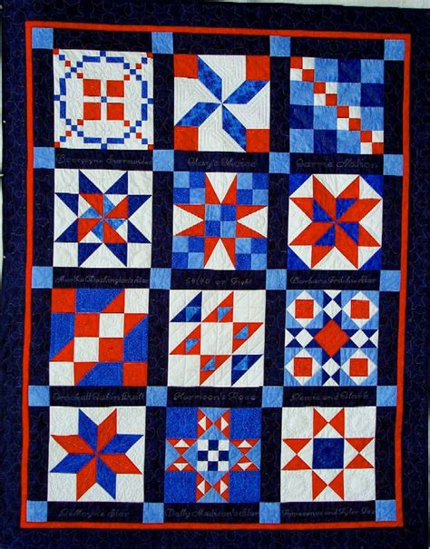 knitting quilt patterns