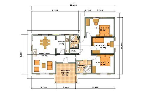 progetto casa 100 mq 2 bagni casa in legno doina