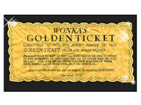 The Golden Ticket Andrew Gn Pulls Out The Showstoppers by I Smell Poo