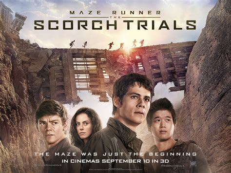 review film maze runner the scorch trials maze runner the scorch trials review good film guide