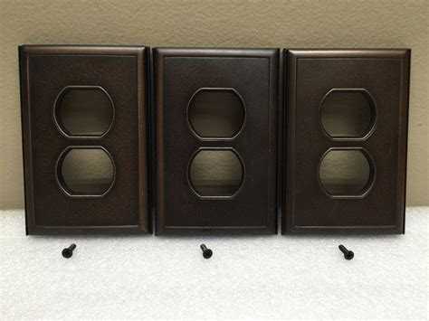 oil rubbed bronze light switch covers attractive oil rubbed bronze switch plates the wooden houses