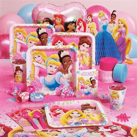 give your disney princess to remember birthday ideas by partymanao