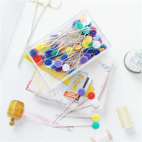 Patchwork Accessories - looen brand 100 pcs mixed colors diy sewing accessories