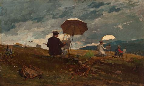 all artist learn more about winslow homer portland museum of art