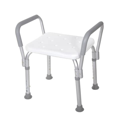 medical supplies shower bench bath bench with padded arms in houston tx by drive