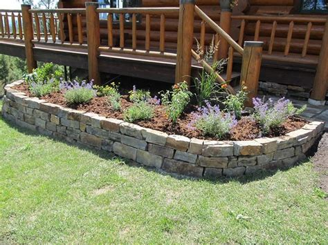 Rocks For Garden Beds 17 Best Ideas About Landscaping On