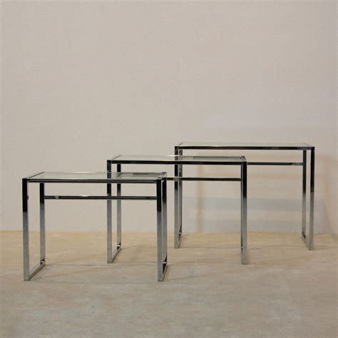nesting table by unknown designer for ikea 43940