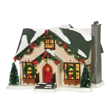christmas village houses department 56 snow village christmas setting it s christmas time