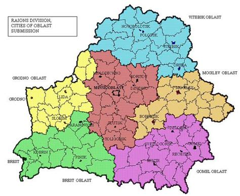 political map of belarus maps of belarus map library maps of the world