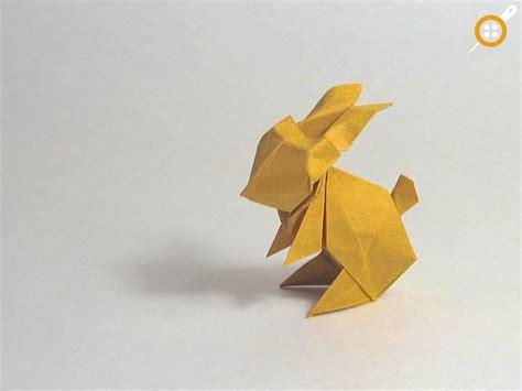Origami Vedio - origami rabbit made paper rabbit made
