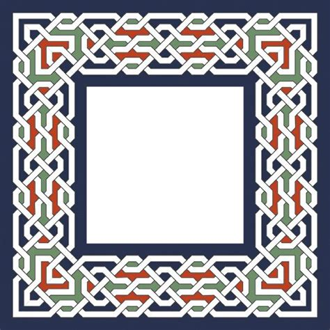 islamic pattern page border 818 best images about border patterns on pinterest