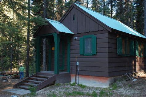 cing at cottonwood cabin wa