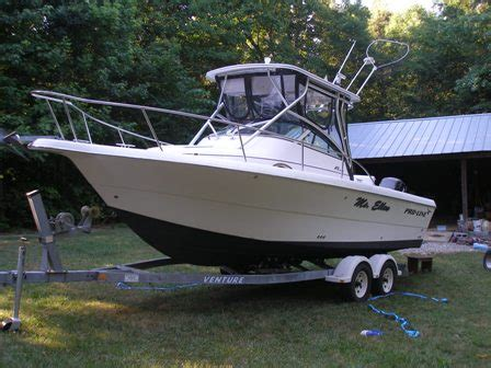 fishing boat for sale virginia boats for sale 2002 26 foot pro line 25 walk