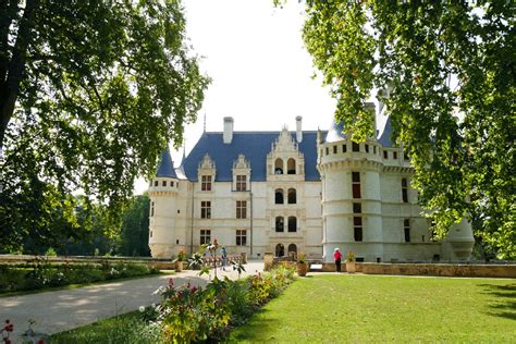Chateau D Azay Le Rideau by United States Of La Capitale