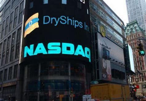 bid price dryships breaches minimum bid price on nasdaq world