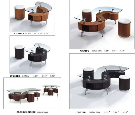 s shaped coffee table coffee table s shape coffee tables