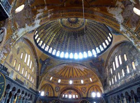 cupola di santa sofia istanbul santa sofia