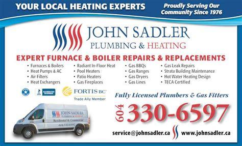 design expert licence john sadler plumbing heating opening hours 1933