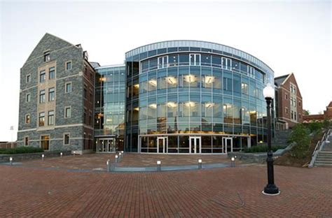 George Washington Mba Ranking by Mcdonough Maintains No 1 Rank In Us News World