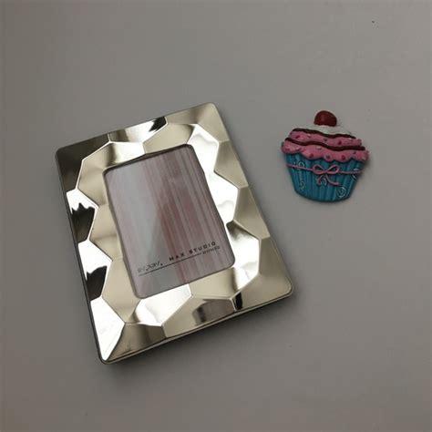 max studio max studio home picture frame cupcake