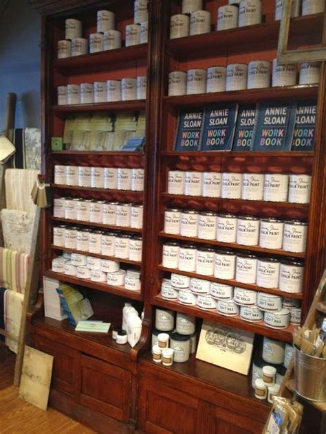 chalk paint montreal our chalk paint display at 5377 st laurent piorra