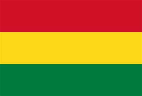 flags of the world green yellow red national flag of bolivia from http www flagsinformation