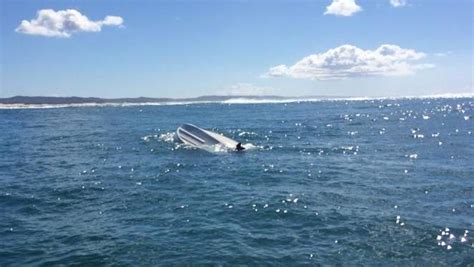 boat r redland bay jumpinpin claims another tinnie redland city bulletin