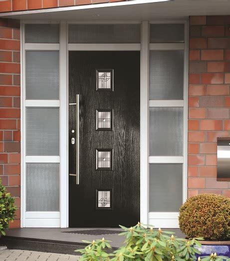 Contemporary Composite Door Gallery Astraseal Trade Composite Contemporary Front Doors