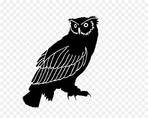 owl silhouette clipart   clip art