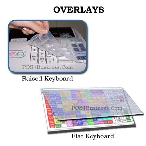 Sam4s Cash Register Keyboard Cover Overlays Sam4s Register Keyboard Template