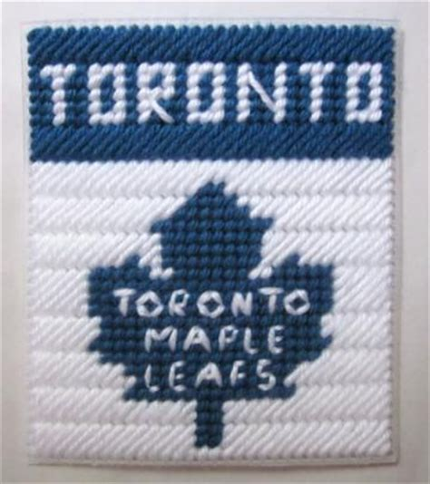 knitting pattern for toronto maple leafs 1000 images about hockey stuff on wall mount
