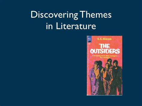 themes in oral literature digital storytelling slideshow