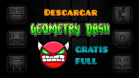 descargar full version geometry dash para pc como descargar geometry dash para pc full sin bluestacks