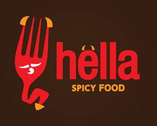 hella spicy food designed  natashasha brandcrowd