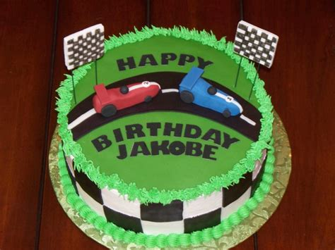race car birthday cake cake decorating community cakes