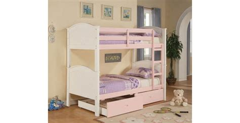 pretty bunk beds pretty in pink bunk bed