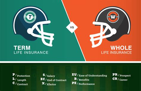 whole vs term insurance featured work whole vs term insurance infographic