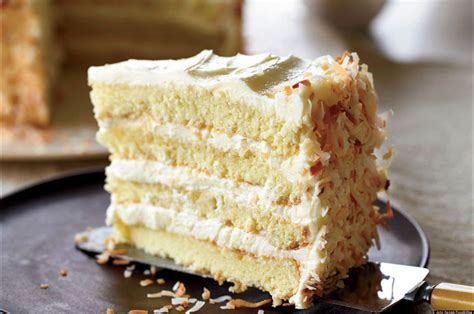 recipe of the day coconut cake huffpost