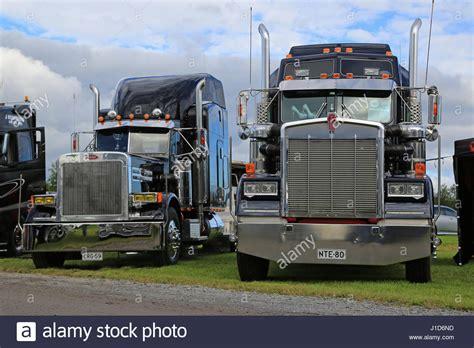 classic kenworth trucks vintage heavy haulage lorry stock photos vintage heavy