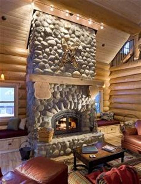 river rock fireplace surround the river rock fireplace surround soaring skyward