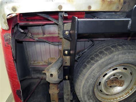 dodge ram pickup trailer hitch curt