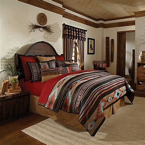 Bed Bath And Beyond Bedroom Sets by Veratex Santa Fe 4 Comforter Set Bed Bath Beyond