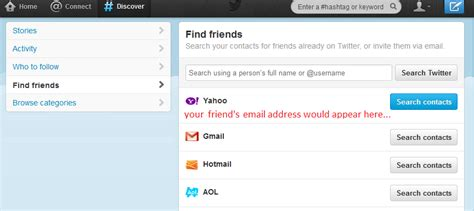 Yahoo Email Address Search Uk Stuff That Occurs To Me Ways In Which Your Email Address Can Give You Away