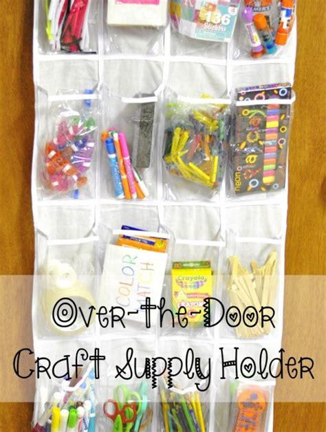The Door School Supply Organizer by The Door Craft Supply Holder Activities