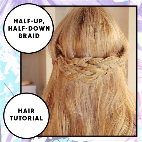 hair extensions hairstyles tutorial half up half down braid hair tutorial hair extensions