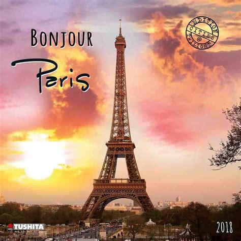 Bonjour Paris Calendarios 2020