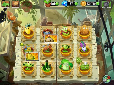 giardino zen piante contro zombi trucchi per piante contro 2 come far crescere