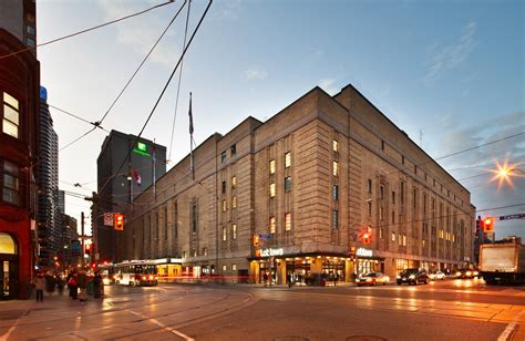 loblaws at maple leaf gardens opens to fanfare reviving maple leaf gardens sign media